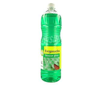 Productos Económicos Alcampo Fregasuelos con fragancia frescor pino 1,5 litros