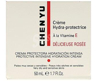 Chen yu Crema facial protectora con hidratación intensa para pieles muy secas y sensibles 50 ml