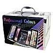 Maletín de maquillaje Professional Color The color workshop 1 ud Markwins