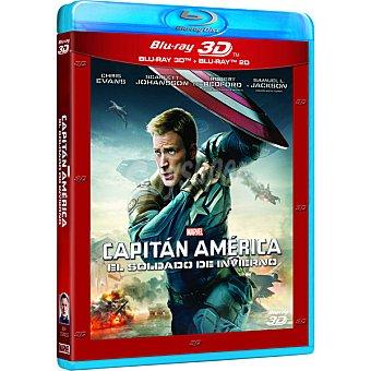 Capitán América El Soldado De Invierno 3D (anthony Russo)