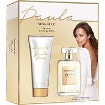 Paula Eau de parfum mujer-Body Lotion Sensuelle pack 1 unid