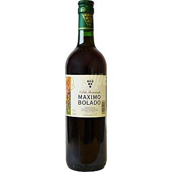 Maximo bolado Vino dulce mistela aromatizada Botella 75 cl