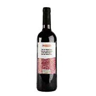 Eroski Vino Tinto de mesa Botella 75 cl