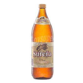 Sureña Cerveza pilsen Botella 1 l