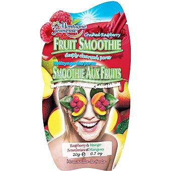 MONTAGNE JEUNESSE Mascarilla facial limpiadora con frutas Envase 20 g