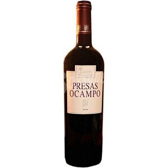 Presas Ocampo Vino tinto tradicional D.O. Tacoronte Acentejo Botella 75 cl