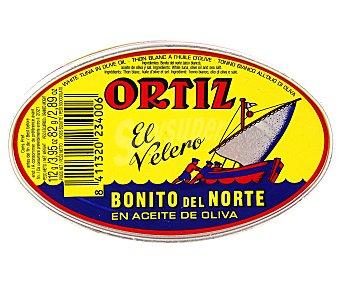 Conservas Ortiz Ortiz Bonito del Norte en Aceite de Oliva 82 g
