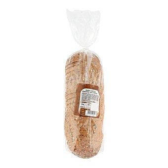 Pan rebanado multicereal Bolsa de 400 g