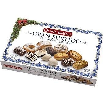 Doña Jimena Gran surtido de especialidades y chocolates estuche 1 kg Estuche 1 kg