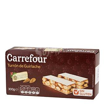 Carrefour Turrón de guirlache 300 g.