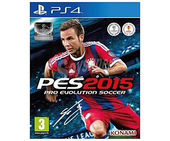 Konami PES 2015 PS4 1u
