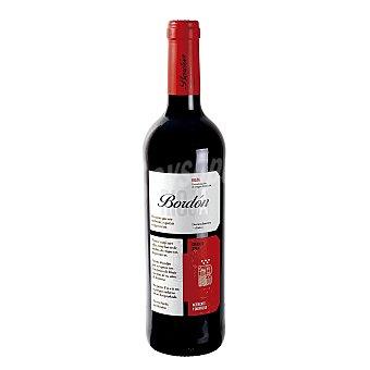 Bordón Vino tinto crianza D.O. Rioja Botella de 75 cl