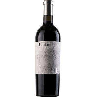 EL TELAR Vino tinto monastrell cabernet sauvignon D.O. Alicante Botella 75 cl