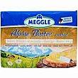 Mantequilla Alpenbutter sin sal pastilla 250 g Meggle