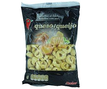 Auchan Tortellinis, pasta de sémola de trigo duro de calidad superior al huevo rellenos de queso 250 gramos