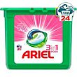 Detergente cápsulas ariel 3N1 sens 24 dosis 24 dosis Ariel