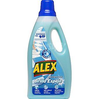 Alex Abrillantador brillo espejo gres terrazo y mármol Botella 1,5 l