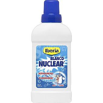 IBERIA Blanco Nuclear quitamanchas y blanqueador  botella 500 ml