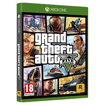 XBOX ONE Videojuego Grand Theft Auto V  1 Unidad