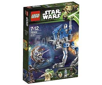 LEGO Juego de Construcción Stars Wars, Vehiculo Imperial AT-RT 1 Unidad