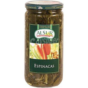 Alsur Espinaca cocida Tarro 425 g
