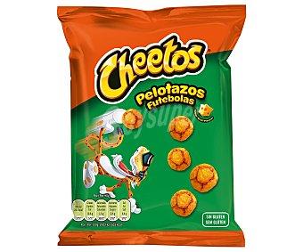 Cheetos Pelotazos (producto de aperitivo horneado con sabor queso) 40 gramos