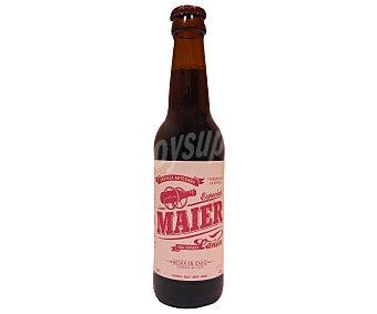 Maier Cerveza negra de Cádiz 33 centilitros