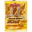 lazos de hojaldre con miel bandeja 225 g 6 unidades Mildred