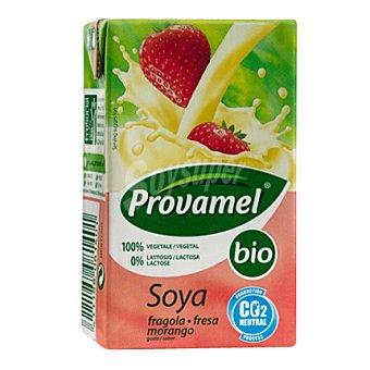 Santiveri Bebida soja fresa bio 250 ml