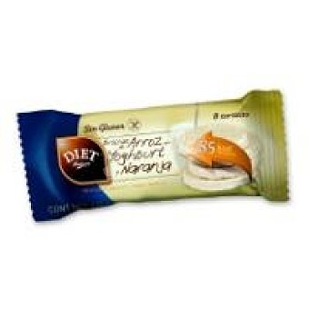 Diet Rádisson Tortitas de arroz-yogurt Paquete 135 g