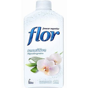Flor Suavizante Concentrado Flor Sensitive Aceite Argan 45 dosis