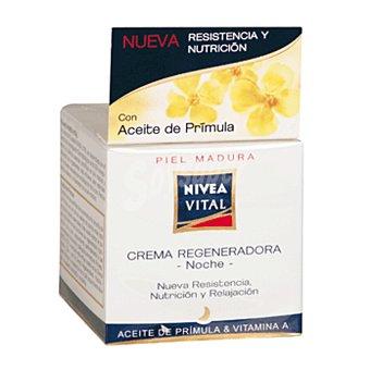 Nivea Vital crema de noche regeneradora piel madura Tarro 50 ml
