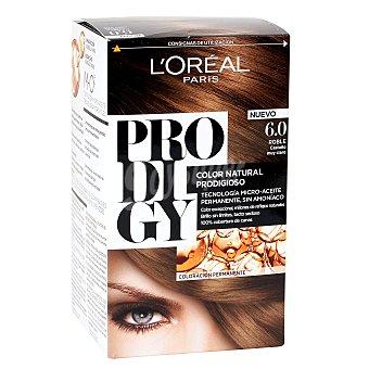 Prodigy L'Oréal Paris Tinte coloración extraordinaria nº 6.0 Roble Castaño muy claro Caja 1 ud