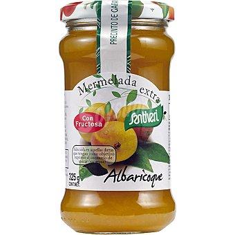 Santiveri Mermelada de albaricoque sin azúcar añadido Envase 325 g