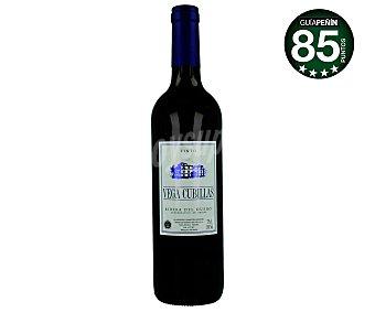 Vega Cubillas Vino tinto D.O. Ribera del Duero Joven Botella de 75 cl