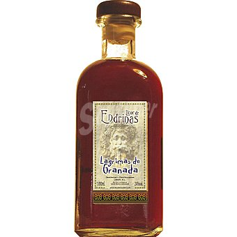 Lágrimas de Granada Pacharán licor de endrinas Botella 1 l