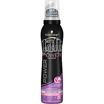 Taft Espuma Power mega fuerte spray 150 ml Spray 150 ml