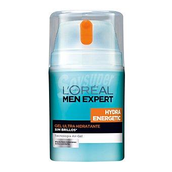 Men Expert L'Oréal Paris Gel ultra hidratante efecto hielo 50 ml