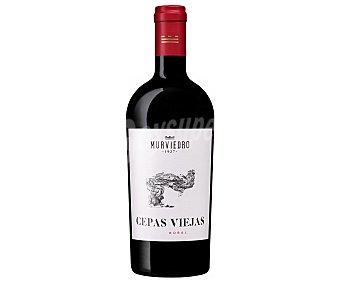 MURVIEDRO CEPAS VIEJAS Vino tinto con denominación de origen protegida Utiel - Requena Botella de 75 cl