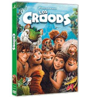 Los Croods DVD