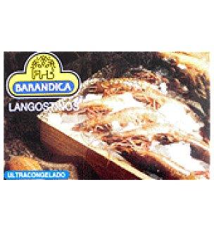 Barandica Langostino nº2 800 g