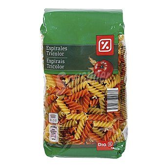 DIA Espirales tricolor Paquete 500 gr