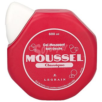Moussel Gel Baño Classic 600ml