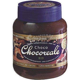 CHOCOREALE Crema de chocolate biológica Frasco 350 g