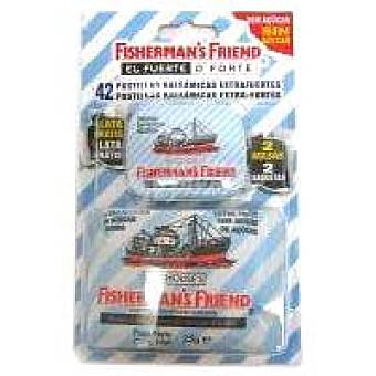 Fisherman´s Friend Caramelo sin azucar Pack 3x20 g