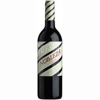 D.O.C. Rioja Joven NOBLEZA Vino Tinto Botella 75 cl