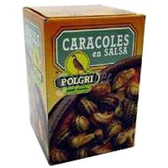 Polgri Caracoles en salsa Lata 390 g