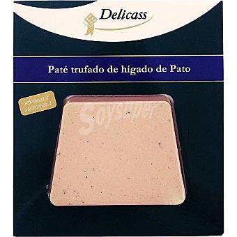Delicass Paté de pato trufado 90 g