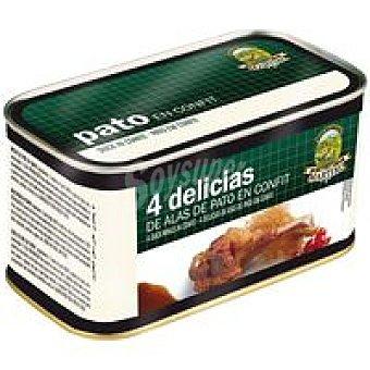 Martiko Delicias a la pat  700gr (4 unidades)