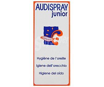 AUDISPRAY Solución de agua de mar en spray para la limpieza de los oídos de los niños a partir de 3 años 25 mililitros